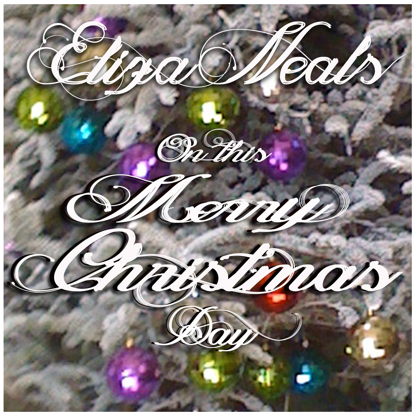 on this merry christmas day cover final 1400 - Christmas Blues Songs