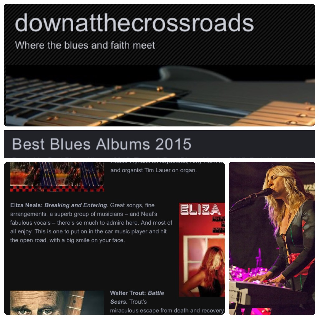 eliza neals musicmonday 39 down at the crossroads 39 best blues albums 2015 breaking and entering. Black Bedroom Furniture Sets. Home Design Ideas