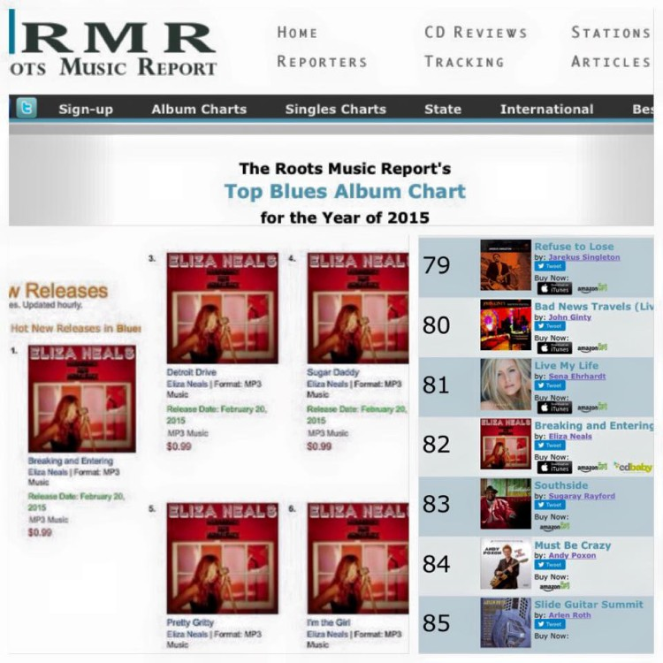 eliza-neals-roots-music-report-2015-blues-album-chart