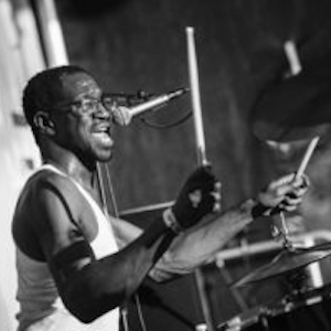 About Eliza Neals Demarcus Sumter on drums
