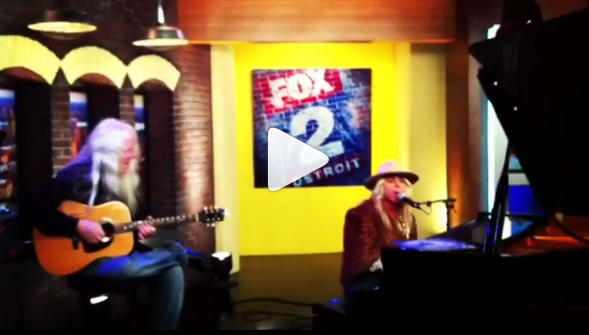 Eliza Neals ⋆ Fox 2 Detroit Live Performance